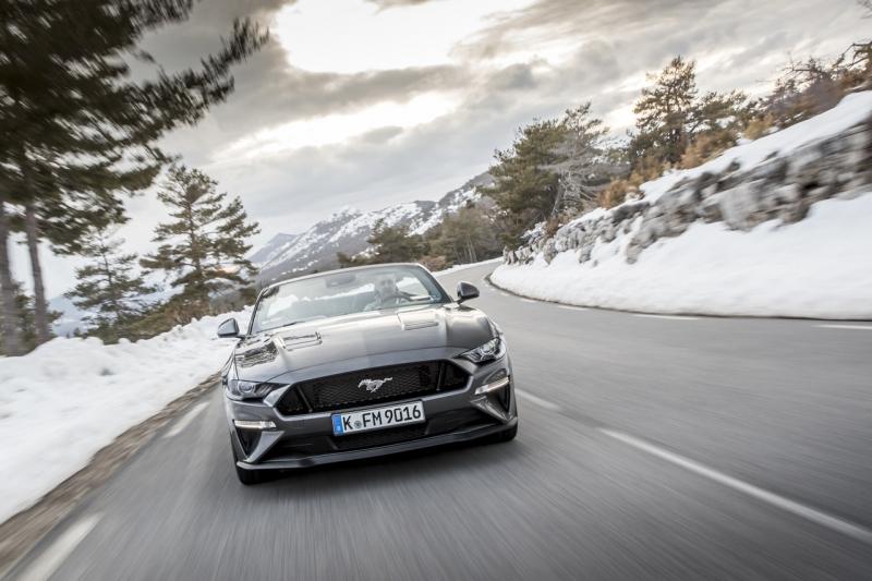 Ensaio Ford Mustang: Eu sou a lenda