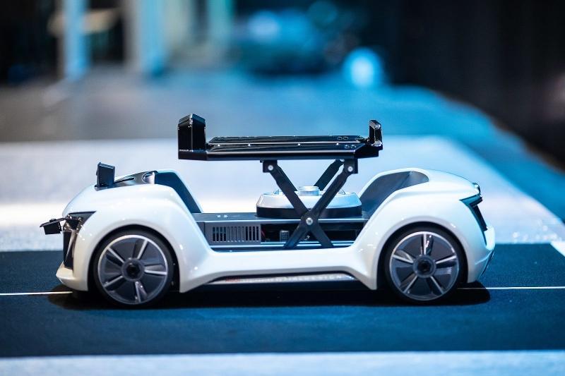 Audi voador está mais perto da realidade