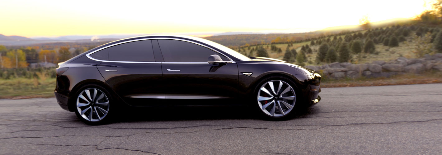 Tesla Model 3 foi desclassificado por ser elétrico
