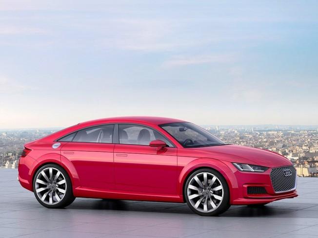 Audi TT de 4 portas confirmado para 2020