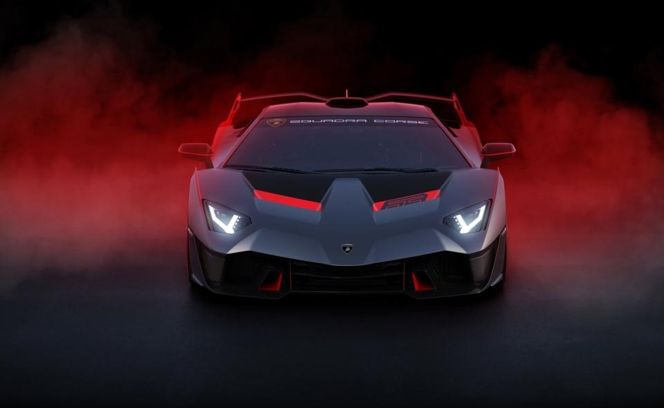 Lamborghini SC18 é o derradeiro Aventador de estrada
