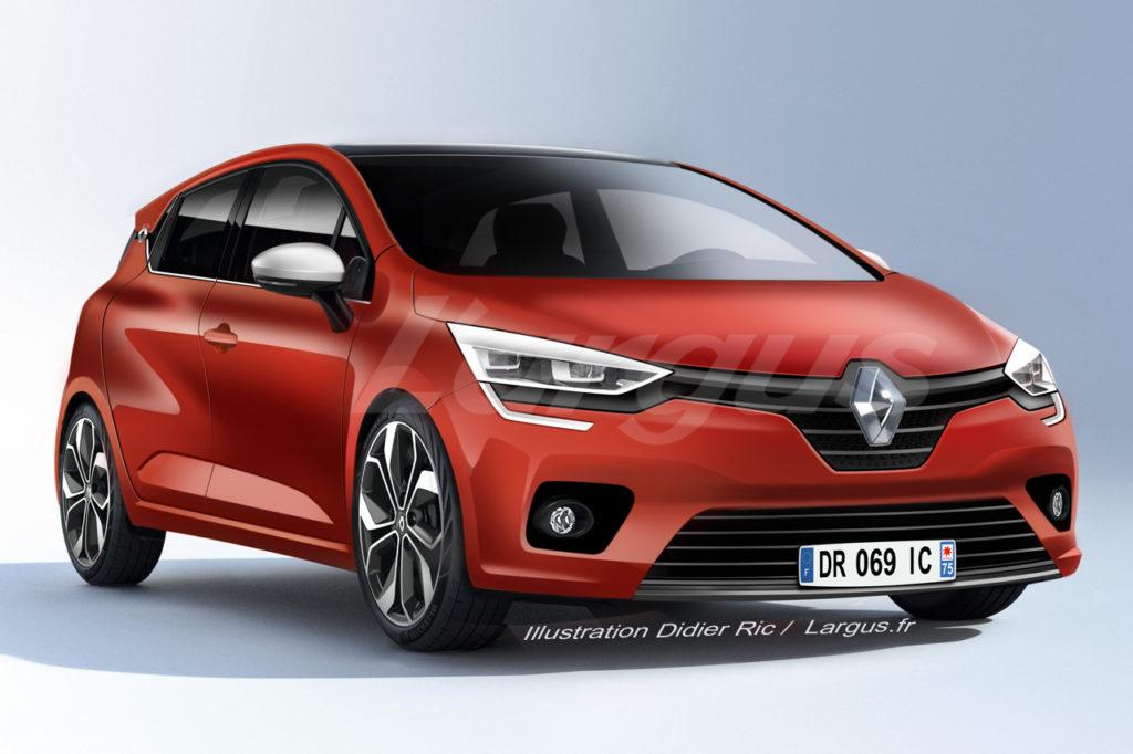 Quer saber como será o novo Renault Clio?