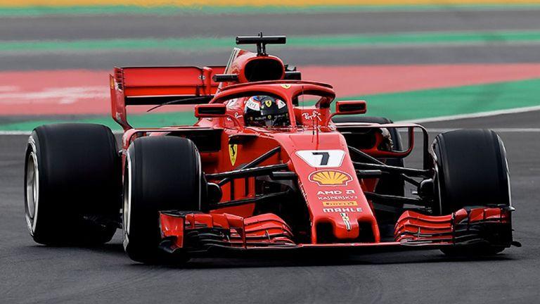 Fórmula 1: Equipa Ferrari mudou 4 pneus em 1,97 segundos!