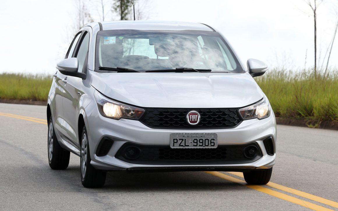 Fiat faz recall de Argo, Cronos e Mobi