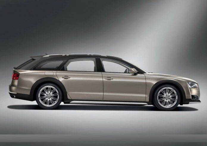 Casa italiana de tuning cria o único Audi A8 Allroad do mundo