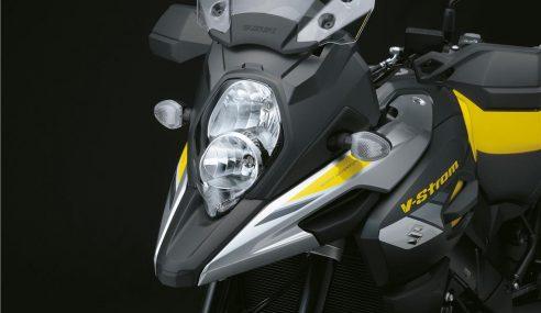 Suzuki V-STROM 1000A