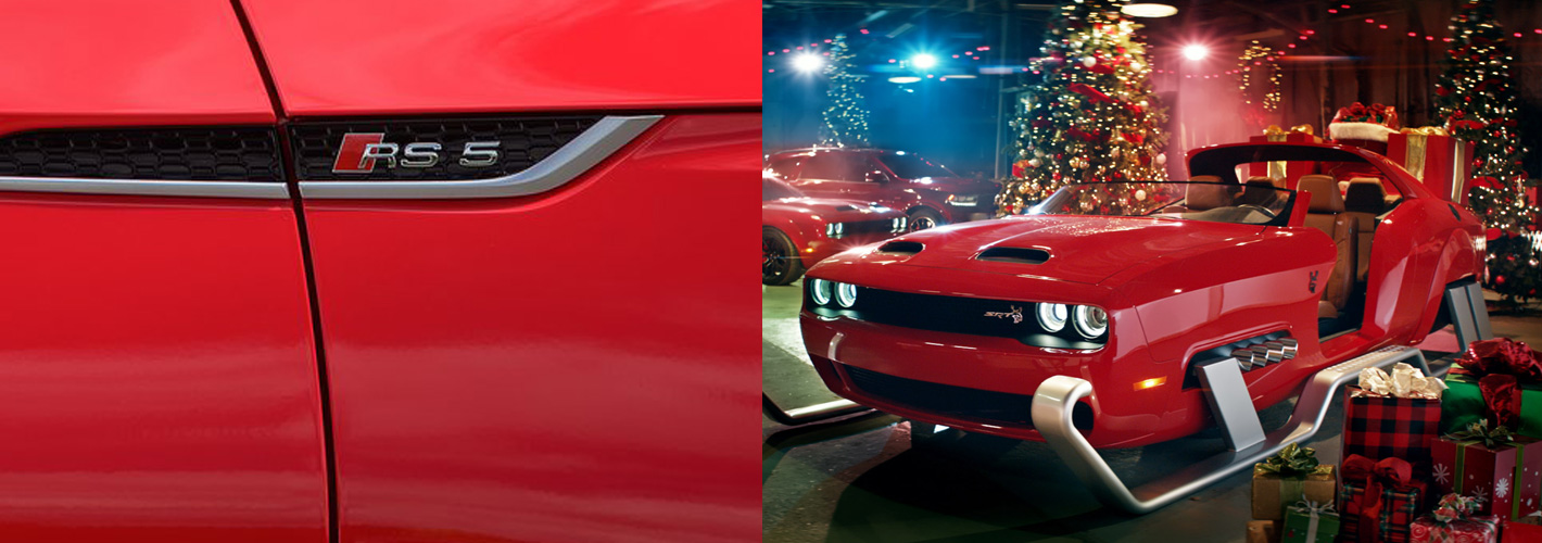 Audi ou Dodge? Como deve andar o Pai Natal em 2018?