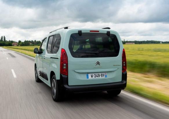 Novo Citroën Berlingo eleito 'Best Buy Car of Europe 2019'