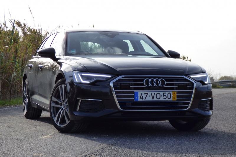 Audi A6 Avant 40 TDI: O prestígio fica-lhe tão bem