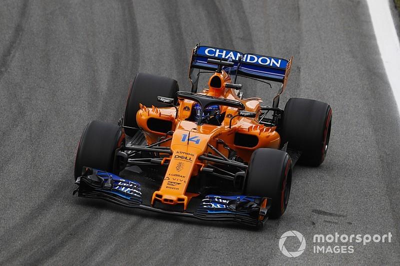McLaren: estávamos prontos para criar uma versão B do carro