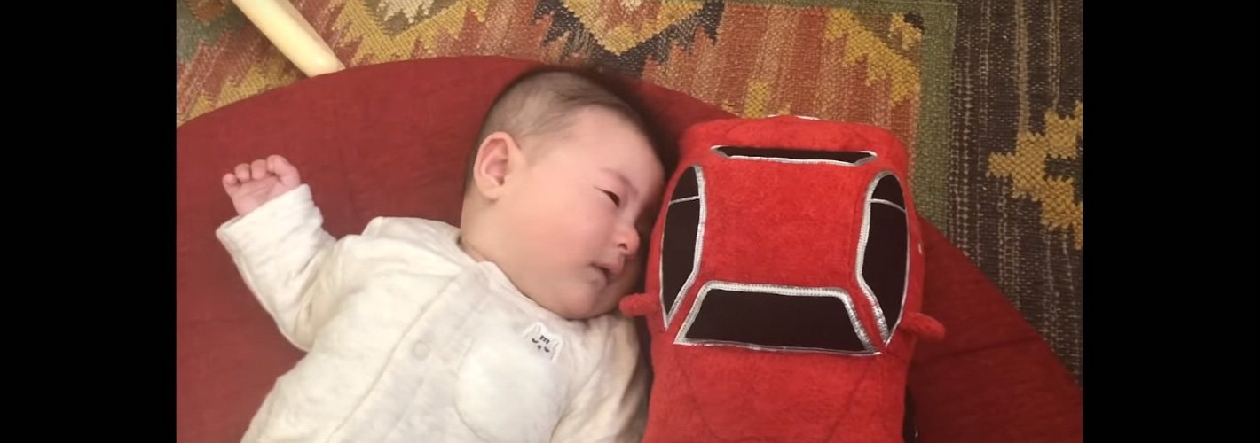 Honda tem a solução para os bebés que choram?