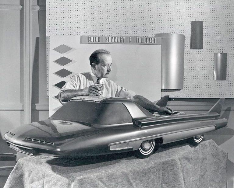 Um automóvel Ford a energia nuclear