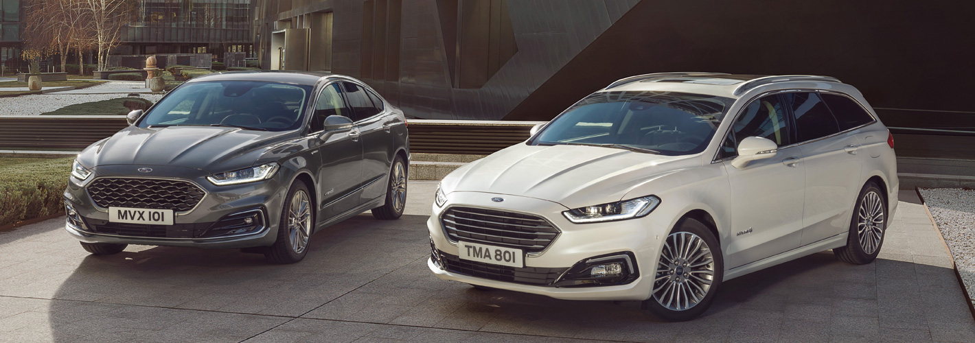 Ford Mondeo renovado para 2019