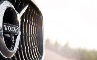 Volvo celebra 2018 histórico