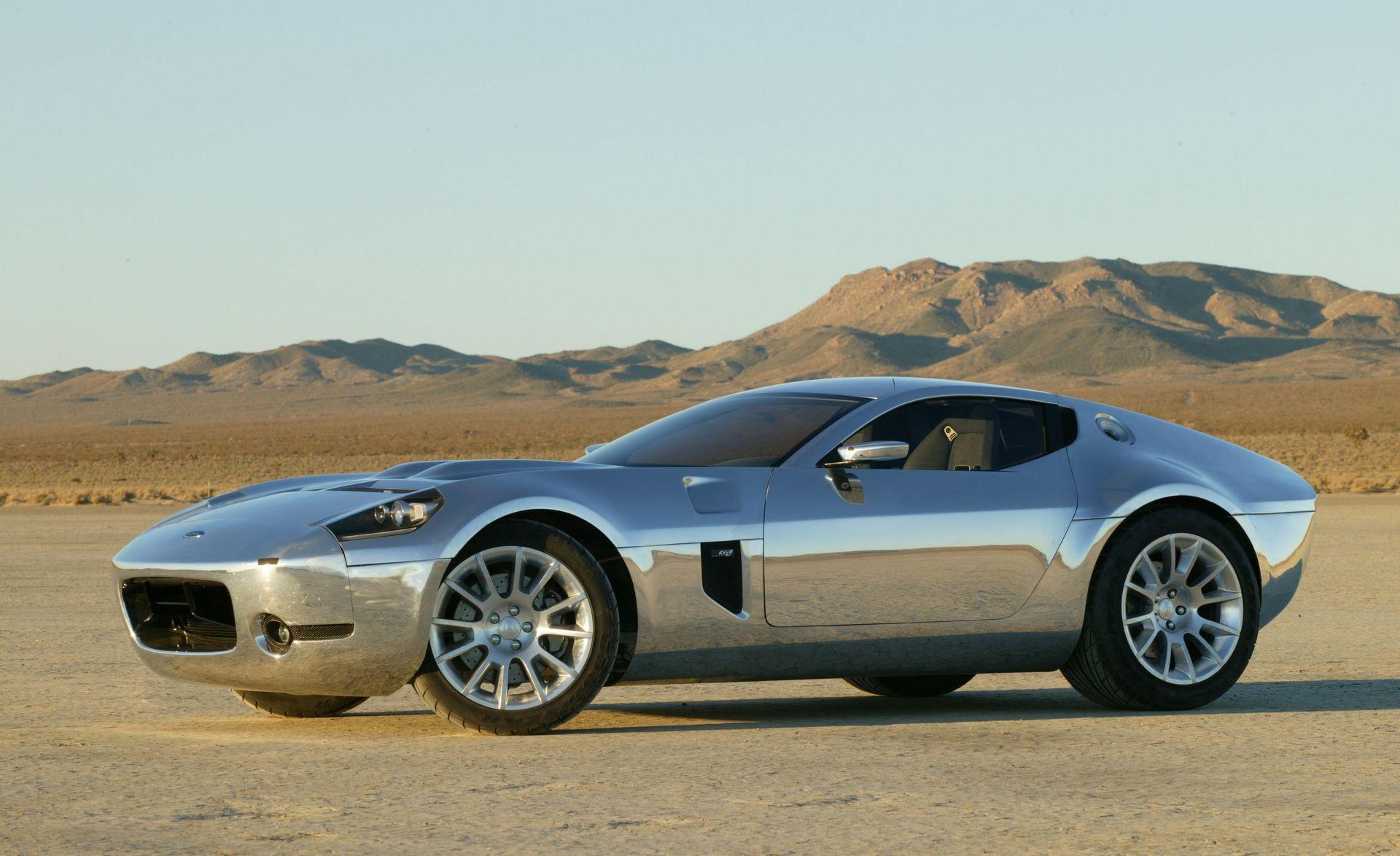 Ford autoriza a produção do Shelby GR-1