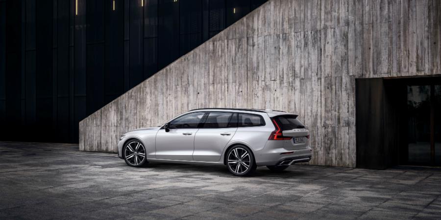 Impossível ficar indiferente à Volvo V60