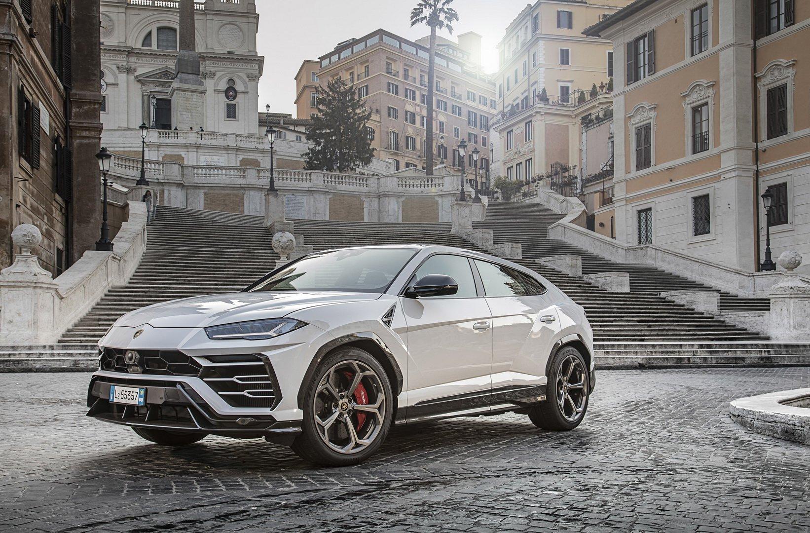 Lamborghini vai limitar produção a 8 mil unidades em 2020