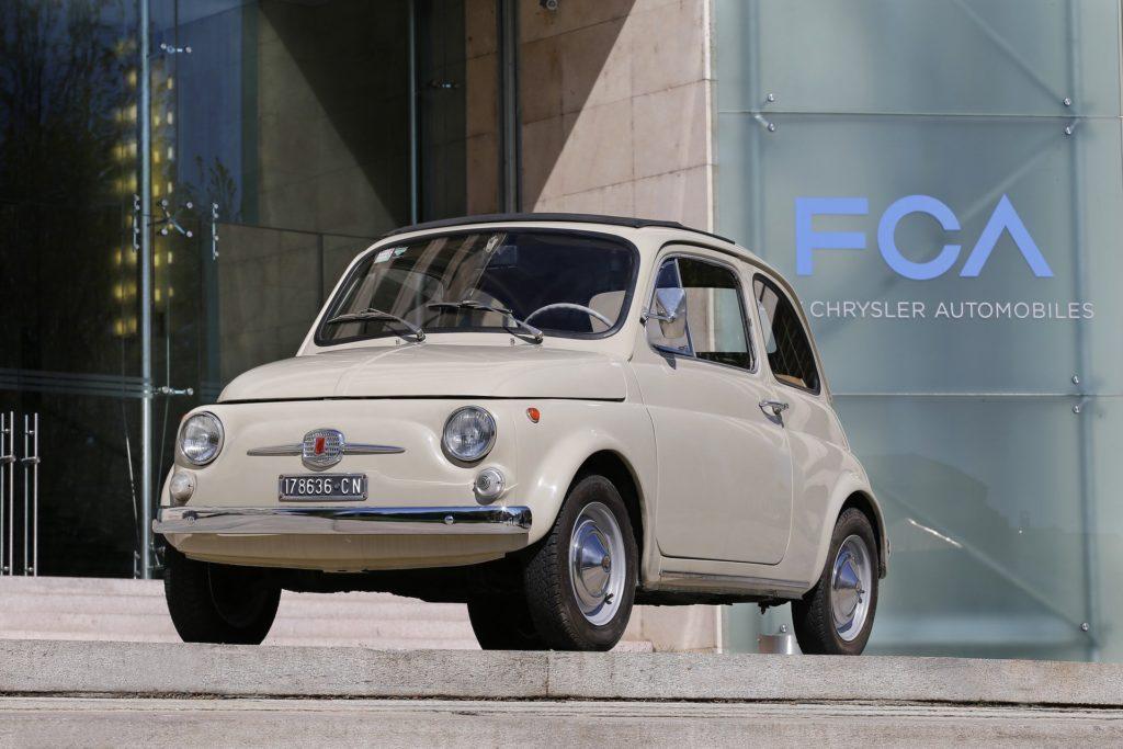 Fiat 500 com novo recorde de vendas na Europa