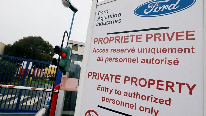 Ford vai eliminar milhares de empregos na Europa