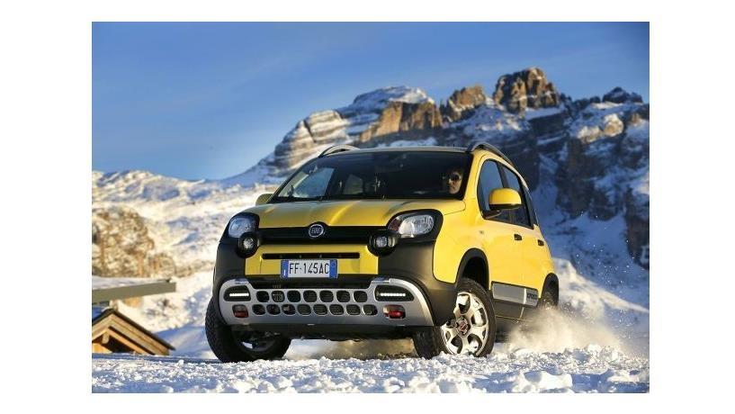 Fiat Panda Cross vence na categoria Crossover do concurso 4×4 of the Year 2019 awards