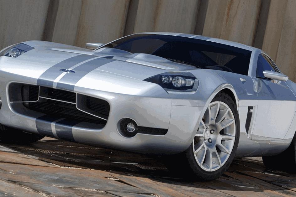 Ford Shelby protótipo de 2004/2005 pode ser produzido