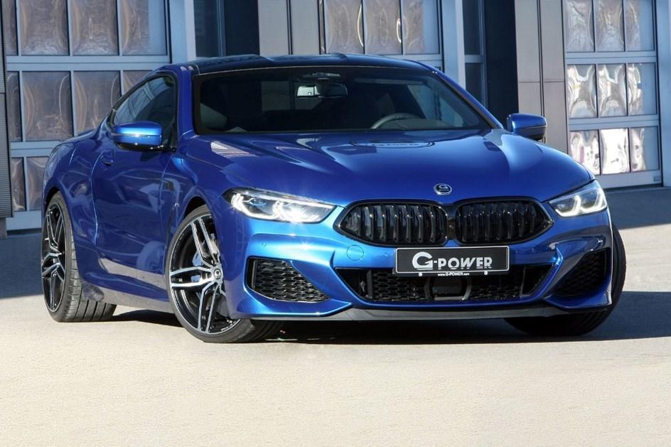"""BMW M850i: G-Power criou """"monstro"""" de 670 cv que chega aos 320 km/h"""