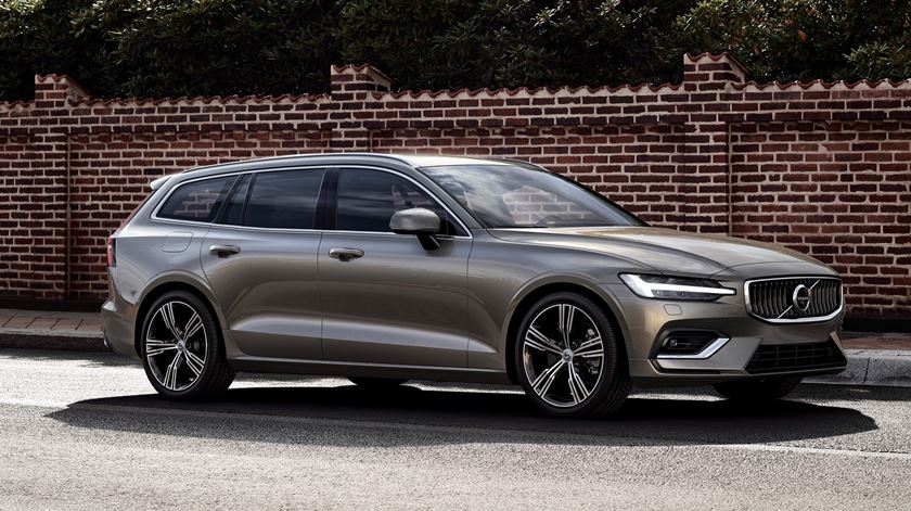 Volvo V60 – Conforto a toda a prova