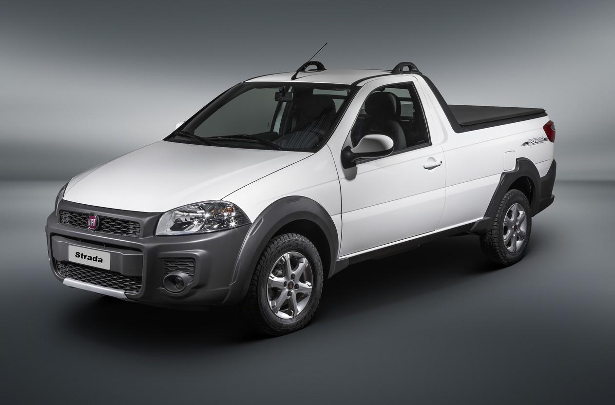 Substituta da Fiat Strada chega em 2020 e não será baseada no Mobi