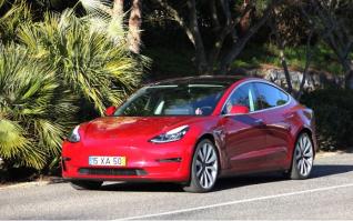Primeiro contacto: já guiámos o Model 3 em Portugal
