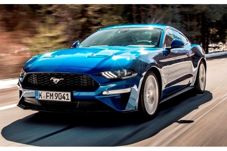 Ford Mustang 2.3 Ecoboost vai ter uma versão mais potente
