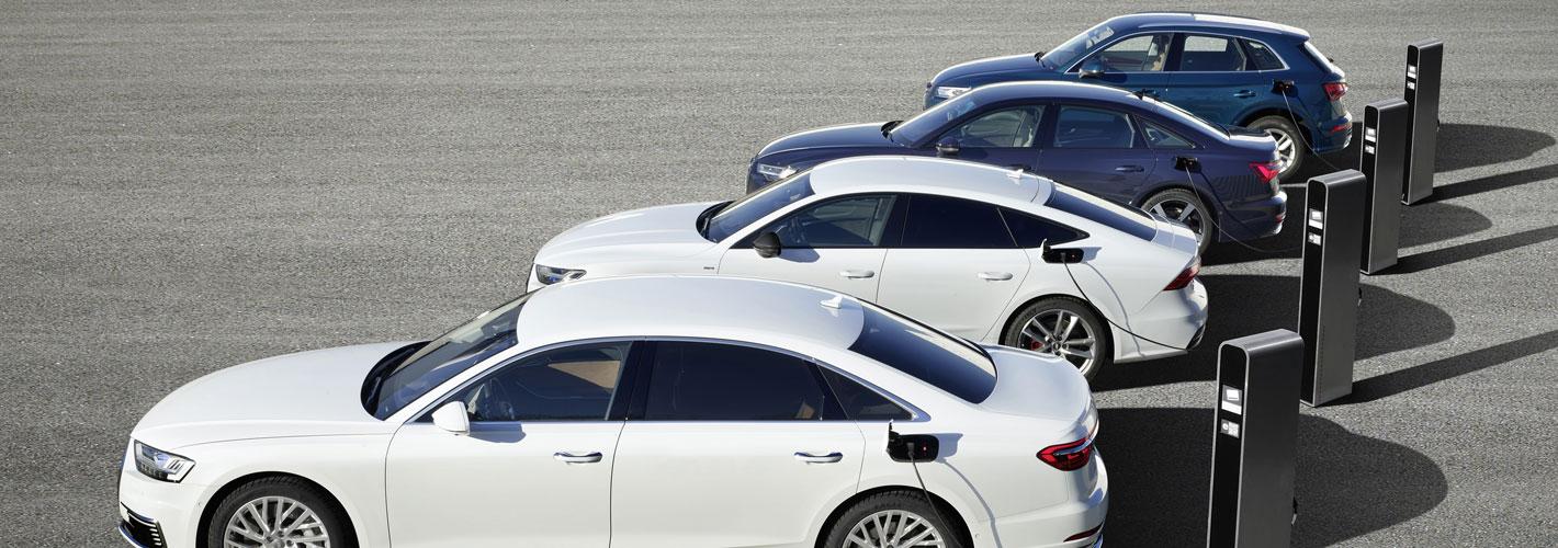 Salão de Genebra: Audi aumenta a sua gama híbrida