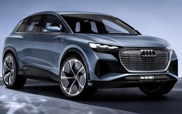 Audi prepara rival para o Tesla Model 3