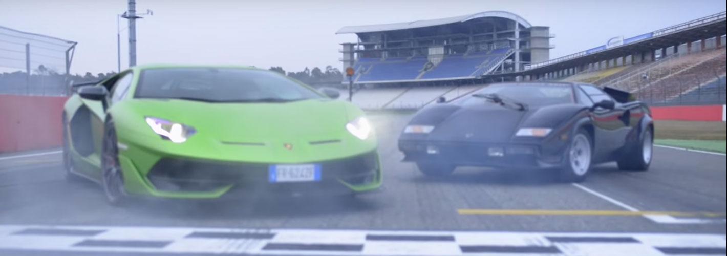 Lamborghini Aventador SVJ bate recorde