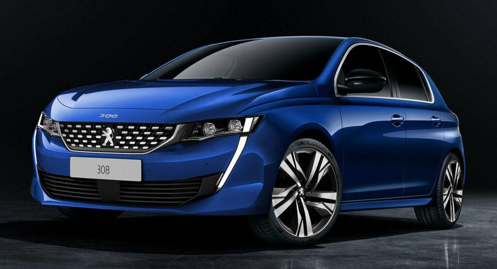 Poderá o Peugeot 308 ser assim quando for lançado em 2020?