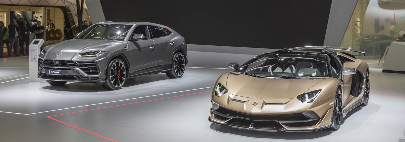 Lamborghini com os melhores resultados de sempre