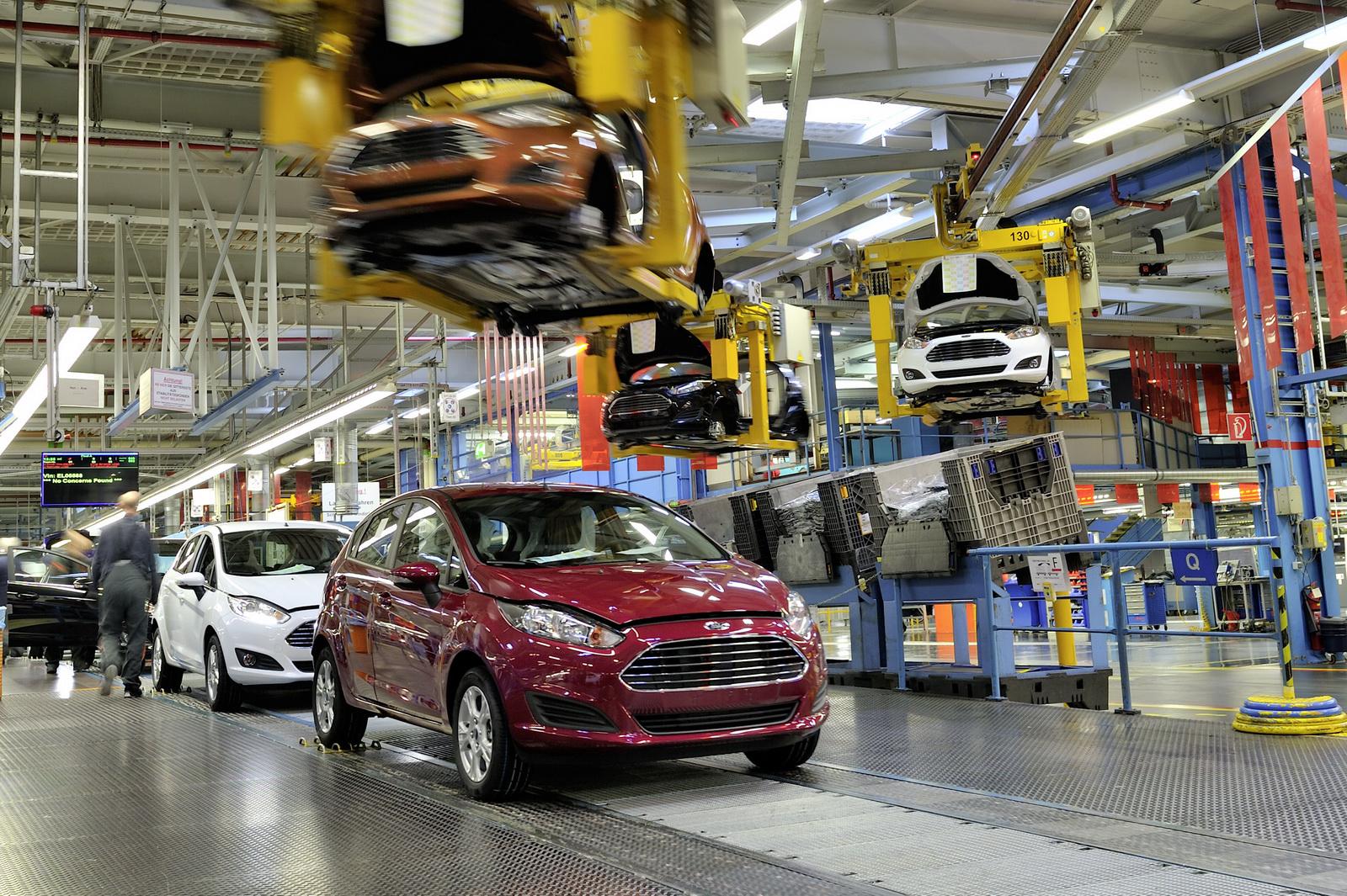 Ford vai cortar 5 mil empregos na Alemanha e no Reino Unido