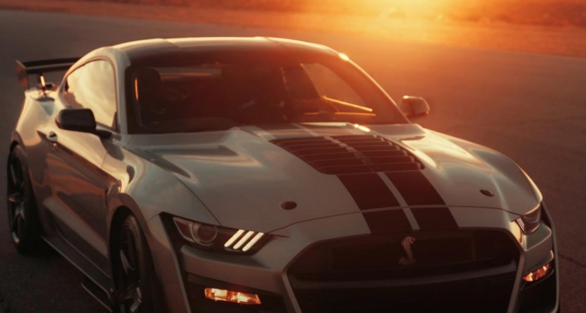 Ford Mustang Shelby GT500, o mais potente de sempre