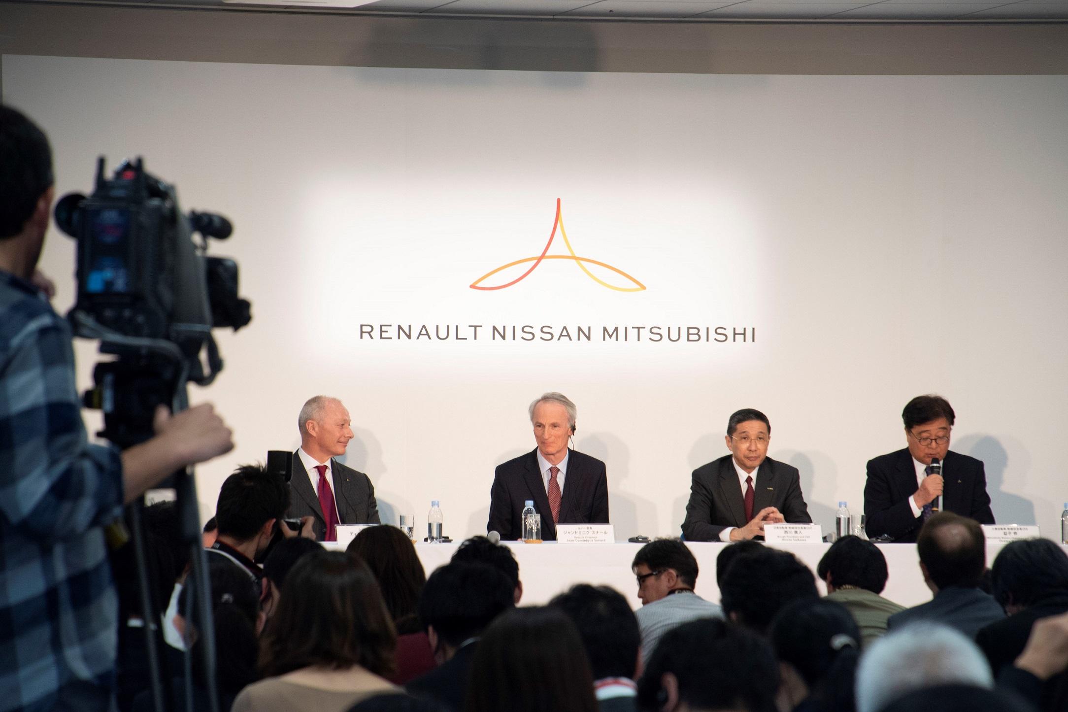 Aliança Renault-Nissan-Mitsubishi com novo Conselho Operacional