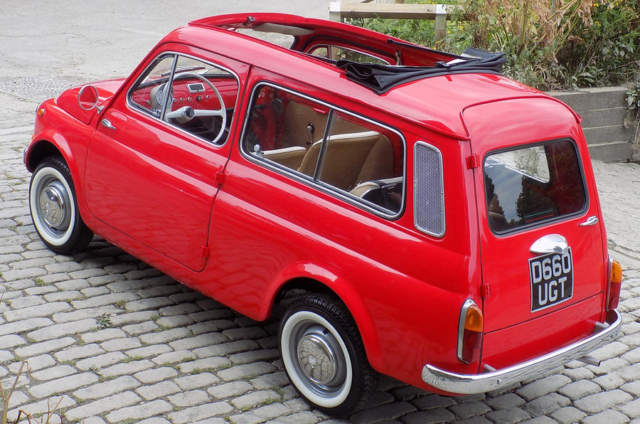 Nova geração Fiat 500 terá versão carrinha e variante elétrica