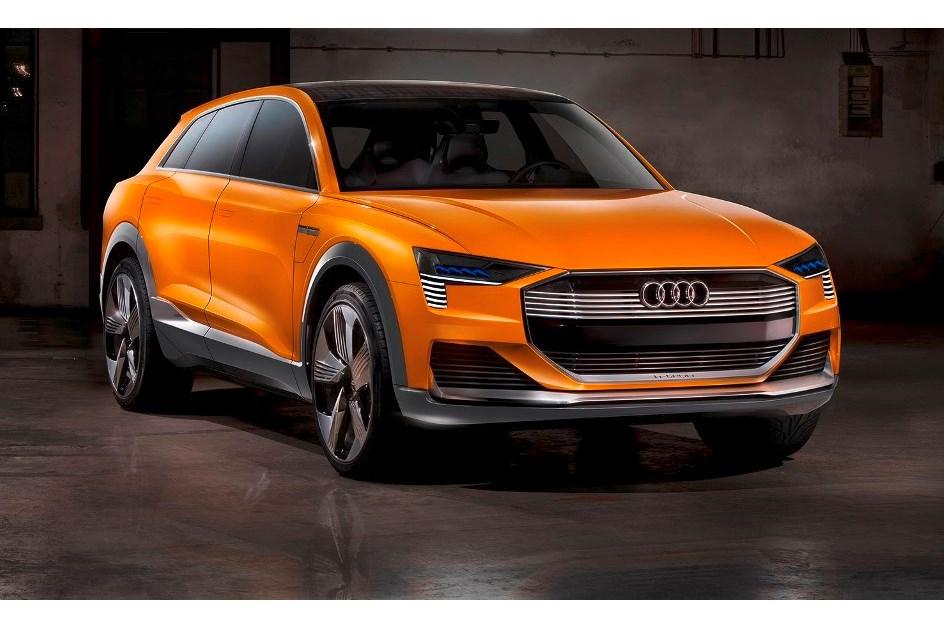 Audi não esquece hidrogénio e terá um fuel-cell