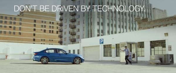 BMW estreia campanha para o novo Série 3