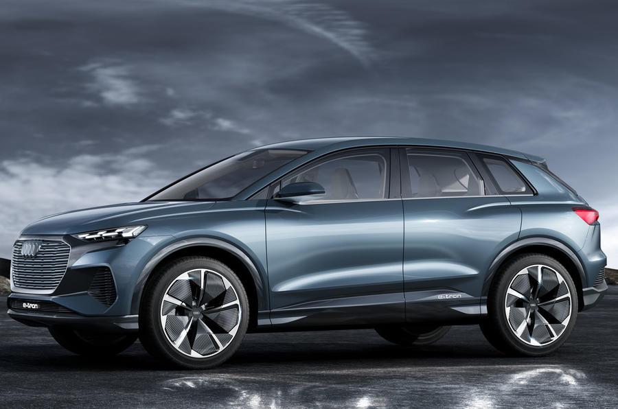 Audi irá revelar dois protótipos que mostram futura linguagem de estilo